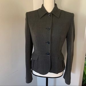 MaxMara perfect jacket like new 95% wool